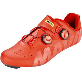 Mavic Cosmic Pro Shoes red